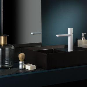 Bateria umywalkowa z serii Haptic marki Ritmonio. Fot. Ritmonio