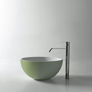 Umywalka Urna marki Antoniolupi. Fot. Antoniolupi