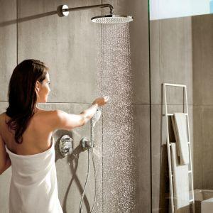 Głowica prysznicowa Croma2800. Fot. Hansgrohe