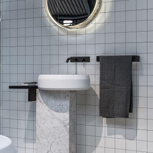 Zaprojektowana przez Patricię Urquiolę umywalka z serii Lariana marki Agape. Fot. Agape