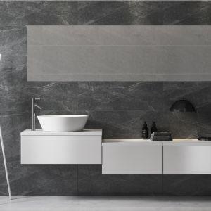 Białe meble łazienkowe z kolekcji Splendour marki Opoczno. Fot. Opoczno