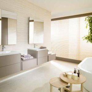 Nowoczesne meble łazienkowe z kolekcji IN marki Gamadecor. Fot. Gamadecor