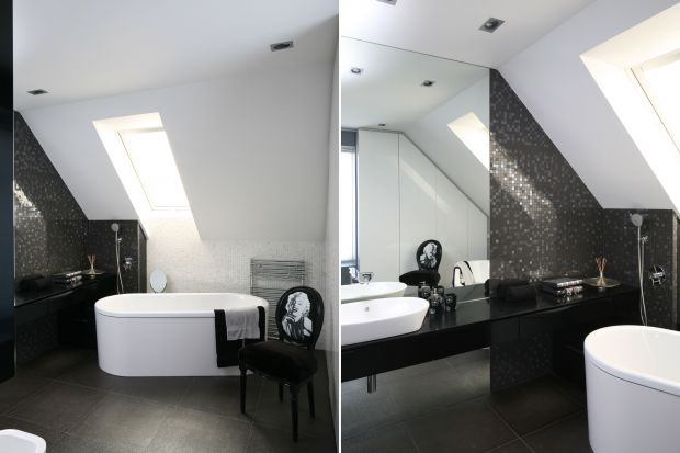 Łazienka na poddaszu to wyzwanie aranżacyjne, ale także piękne, przytulne wnętrze pod urokliwymi skosami. Zobaczcie, jak urządzili ją Polacy!
