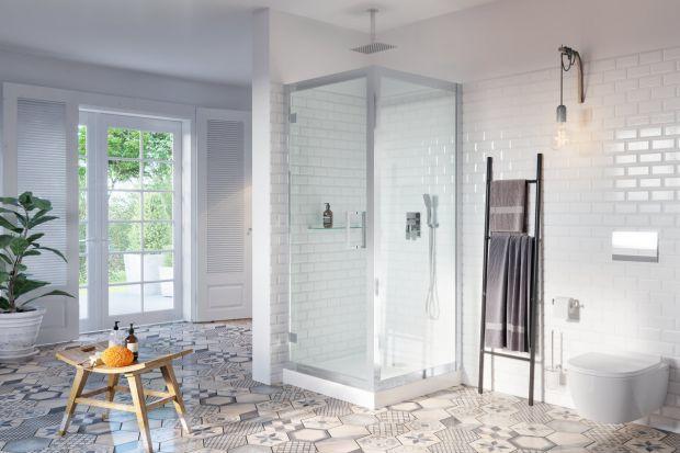 Jak urządzić łazienkę z prysznicem? Przeczytajcie porady arch. Małgorzaty Mataniak-Pakuły.