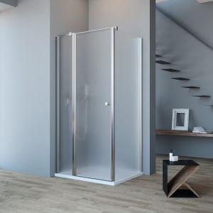 Kabina prysznicowa Eos KDJ ze szkła Pixarena firmy Radaway. Fot. Radaway