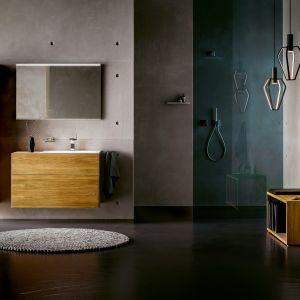 Meble łazienkowe z kolekcji Edition Lignatur marki Keuco. Fot. Keuco