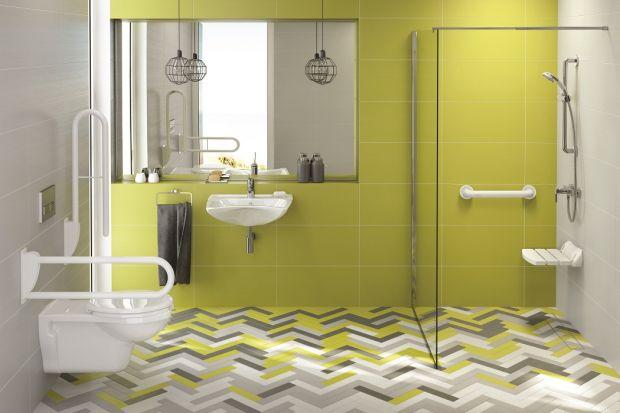 Łazienka dla osób z niepełnosprawnością: nowa kolekcja produktów
