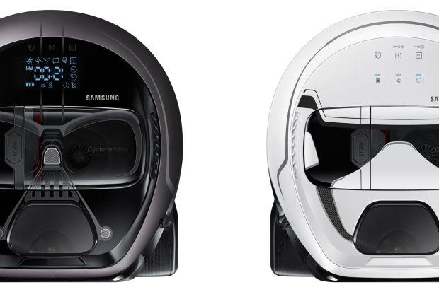 Inteligentne roboty sprzątające przestają być już zaskoczeniem. Jednak ta limitowana edycja z pewnością zaskoczy wielu!
