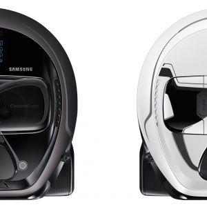 Roboty sprzątające z limitowanej kolekcji  Star Wars™ POWERbot™. Fot. Samsung