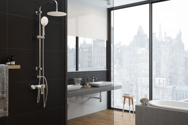 Elegancka i komfortowa w użytkowaniu armatura prysznicowa nie musi być podtynkowa. Zobaczcie 10 propozycji zestawów natryskowych z montażem na ścianie.