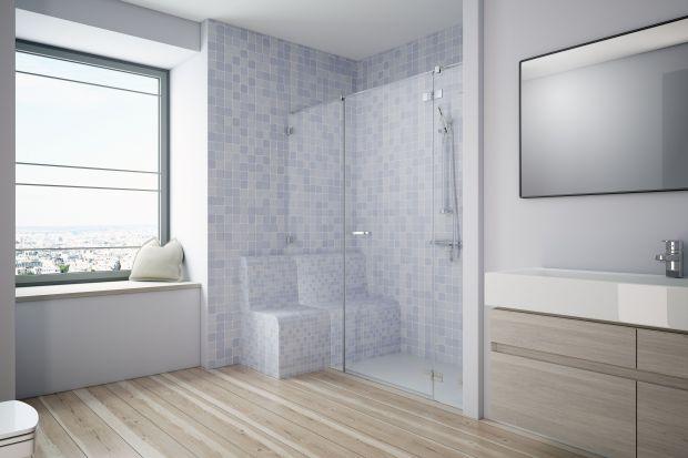 W łazience przyjaznej seniorowi liczy się przede wszystkim łatwość poruszania się, wygoda wwykonywaniu codziennych czynności, bezpieczeństwo i… przyjemność.Projektantowi tworzącemu wnętrze dla starszej osoby, powinna przyświecać idea,