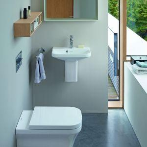 Podwieszana miska toaletowa P3 Comforts. Fot. Duravit