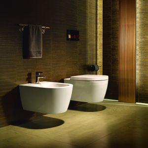 Podwieszana miska toaletowa ME by Starck. Fot. Duravit
