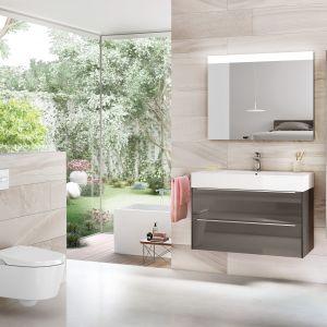 Meble łazienkowe z serii Inspira. Fot. Roca