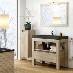Meble łazienkowe z kolekcji Ambiente firmy Devo