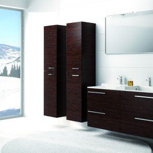 Meble łazienkowe z kolekcji Marsylia firmy Elita
