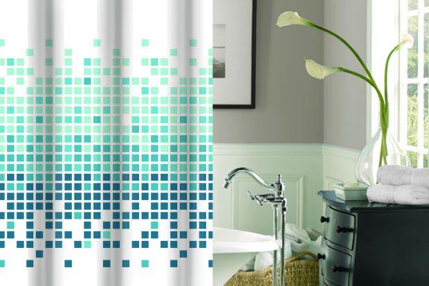 Wśród łazienkowych akcesoriów ciekawą propozycją są zasłonki prysznicowe. Są praktyczne, estetyczne, a przy tym niedrogie, a więc pozwalające zmieniać aranżację tak często jak mamy na to ochotę.