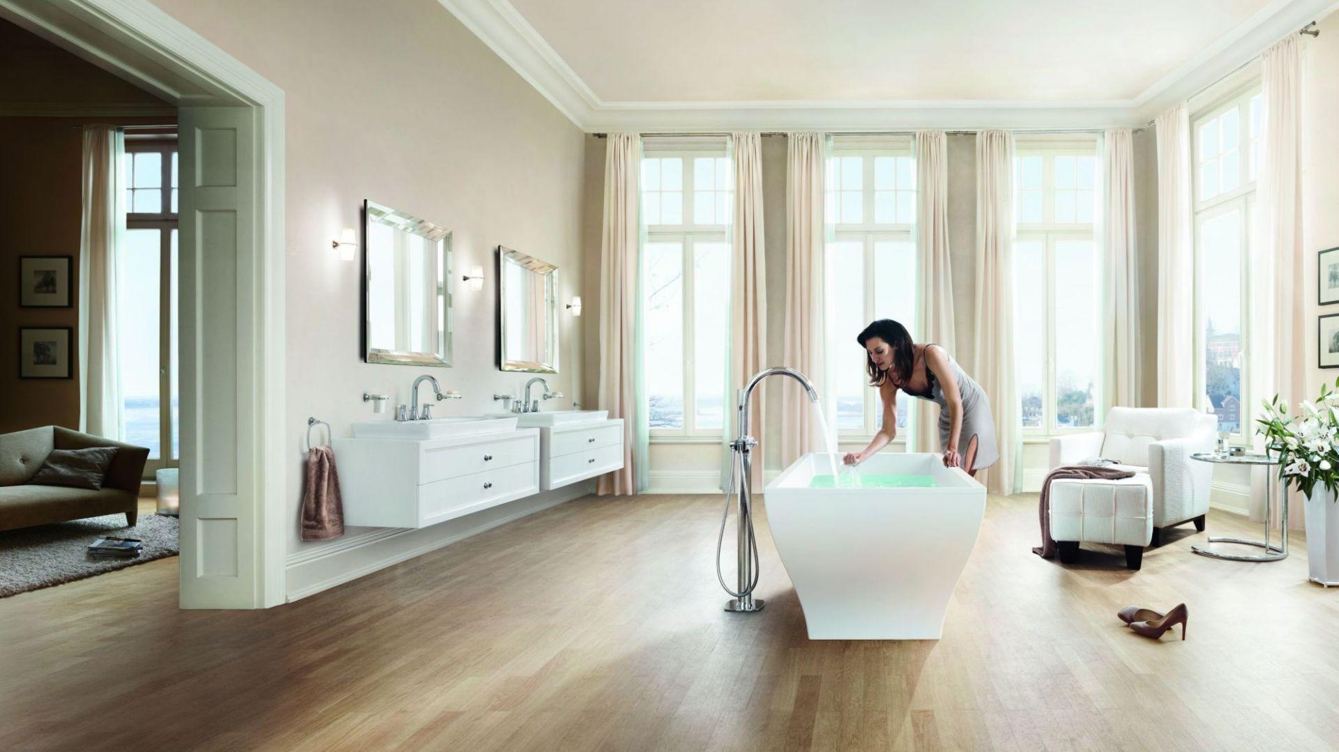 Armatura łazienkowa z kolekcji Grandera. Fot. Grohe