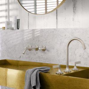 Bateria umywalkowa Vaia marki Dornbracht. Fot. Dornbracht