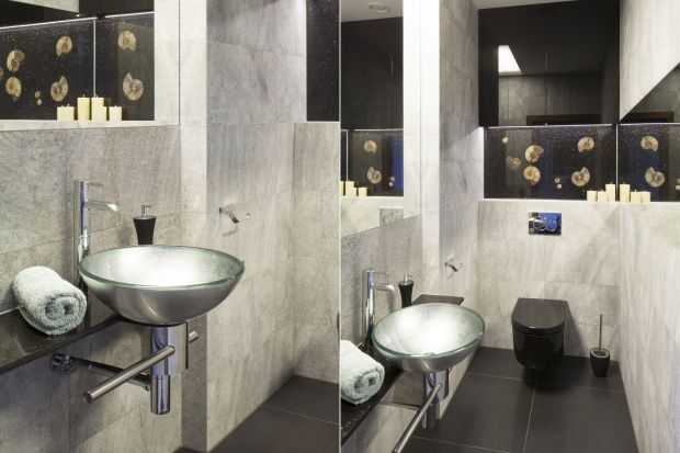 Umywalka nie musi być biała, ani symetryczna, ani ceramiczna... zresztą, zobaczcie sami!