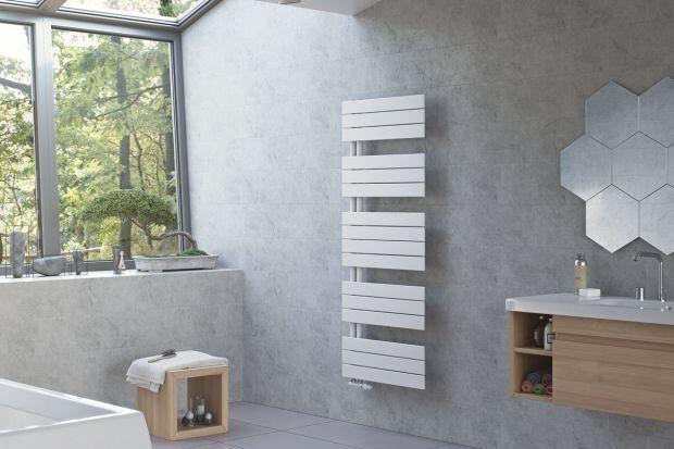 Ogrzewanie jest niezbędne w każdej łazience. Zobaczcie 14 różnych modeli łazienkowych grzejników.