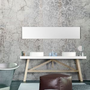 Piękna, wodoodporna tapeta z kolekcji Icona firmy Instilelab. Fot. Instilelab