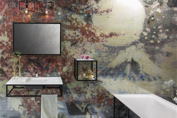 Płytki ceramiczne to najpopularniejszy materiał wykorzystywany jako okładzina ścian w łazienkach. Ale nie jedyny. Zobaczcie równie efektowne rozwiązania!