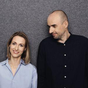 Architekci Monika i Adam Bronikowscy z pracowni Hola Design