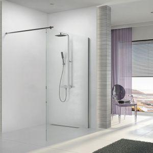 Kabina prysznicowa typu walk-in P/ALTIIa. Fot. Sanplast