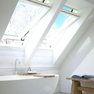 Okno Igo i3 w łazience. Fot. Okpol