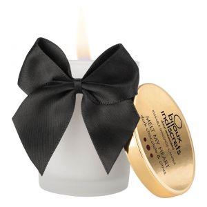 Prezent do domowego SPA - świeca do masażu Melt My Heart o zapachu czekolady i cytrusów. Cena: 49 zł. Fot. Westwing