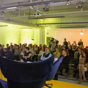Inauguracja Forum Dobrego Designu:  René Hougaard. Fot. Piotr Waniorek