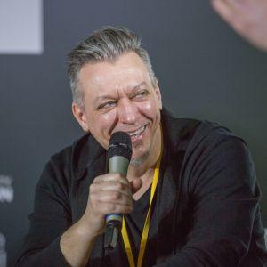 Sesja Pokolenie nomadów – jak projektować dla dzieci mobilnej kultury: Robert Majkut. Fot. Piotr Waniorek
