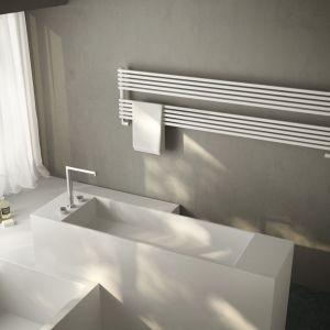 Grzejnik łazienkowy BDO firmy Antrax. Fot. Antrax/Materiały prasowe Home Concept