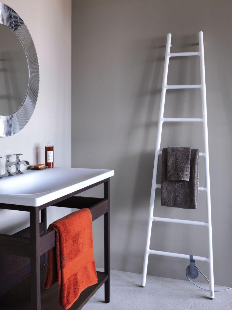 Grzejnik Scaletta firmy Tubes Radiattori. Fot. Tubes Radiattori/Materiały prasowe Home Concept