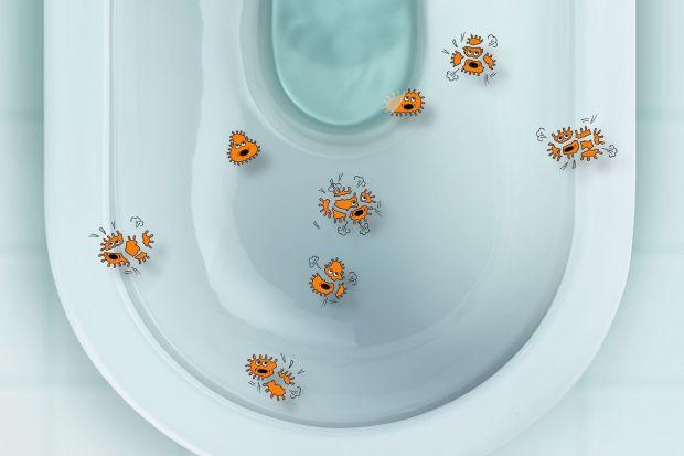 Higiena w łazience: wybierz antybakteryjną glazurę