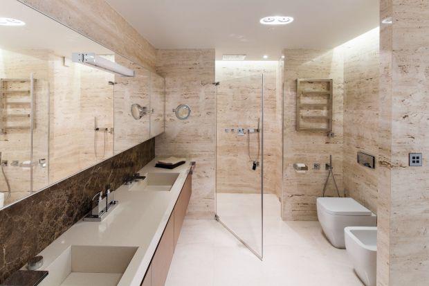 Blat w łazience to ważny element aranżacji strefy umywalki, a tym samym całego wnętrza. Zobaczcie różne pomysły z domów Polaków.