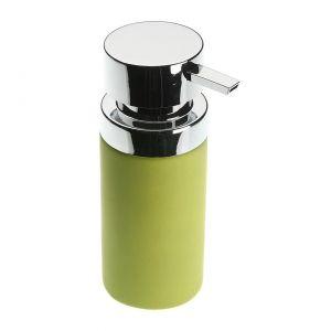 7. MARESOL GREEN – ceramiczny dozownik do mydła; śr. 6 cm, wys. 16,5 cm. Fot. Westwing