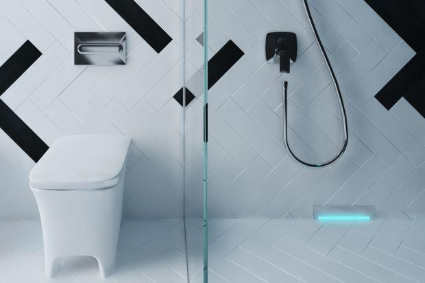 Do bezpiecznego użytkowania pomieszczeń narażonych na działanie wilgoci lub czasowe zalewanie, takich jak łazienki, niezbędna jest właściwa instalacja zapewniająca skuteczne odprowadzanie wody z powierzchni.