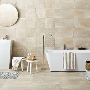 Płytki jak beton z kolekcji Tigura marki My Way firmy Ceramika Paradyż. Fot. Ceramika Paradyż