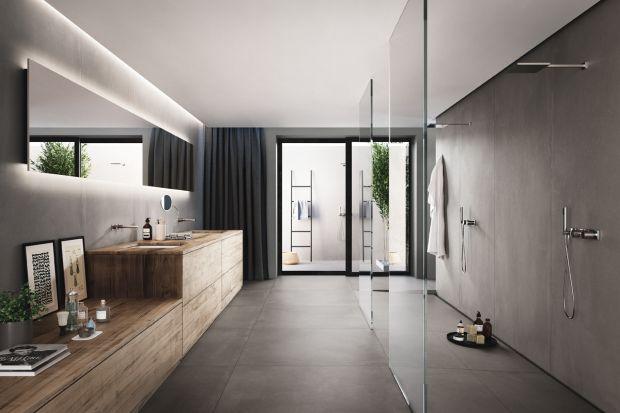Jednym z najgorętszych trendów w aranżacji łazienek są płytki wielkoformatowe. Zobaczcie 5 kolekcji wpisujących się w tę tendencję.