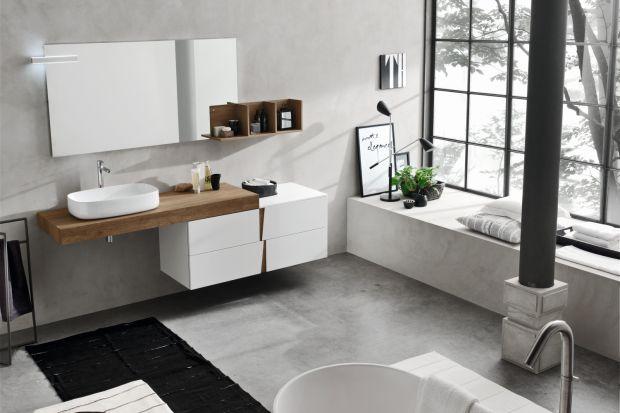 Fronty mebli łazienkowych determinują w znacznym stopniu, to jak wygląda cała aranżacja łazienki. Zobaczcie 12 ciekawych pomysłów na to jak mogą wyglądać.