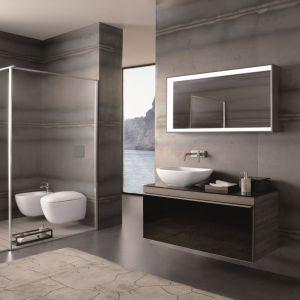 Kolekcja łazienkowe Critterio stworzona przez wybitnego projektanta, Antonio Critterio. Fot. Keramag