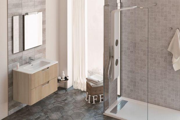 Urządzenie łazienki w kolorach drewna to pewny sposób na stworzenie przytulnego, domowego wnętrza. Zobaczcie 5 kolekcji mebli idealnych do takiej aranżacji.