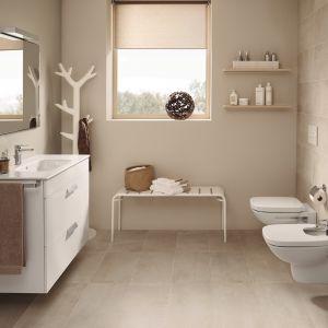 Podwieszana ceramika sanitarna z kolekcji Debba marki Roca. Fot. Roca