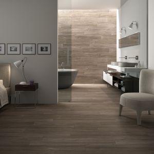 Płytki jak drewno z kolekcji Wood marki Imola Ceramica. Fot. Imola Ceramica