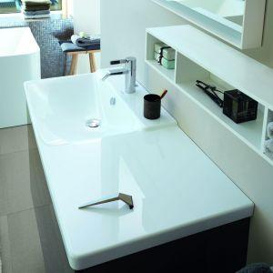 Umywalka z serii P3 Comforts firmy Duravit. Fot. Duravit