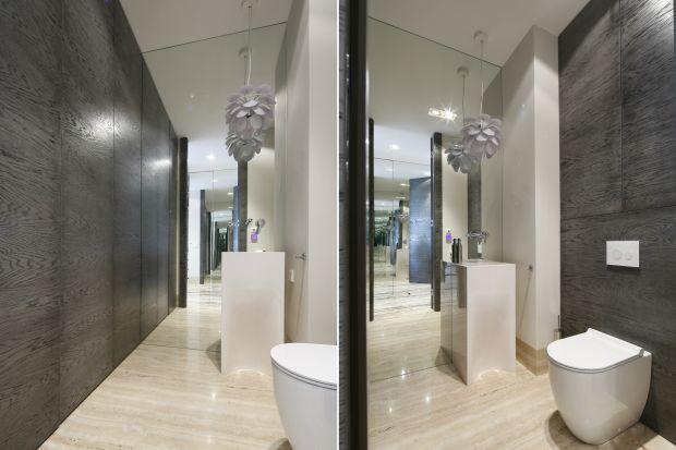 Toaleta gościnna coraz częściej jest traktowana jako wizytówka naszego domu. Zobaczcie jak możnają urządzić, aby nasi goście byli pod wrażeniem!