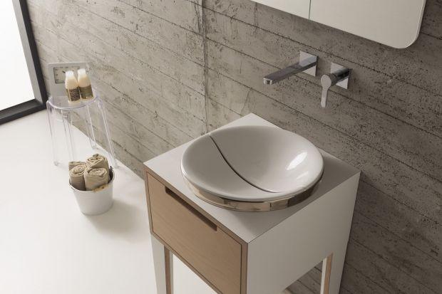 Strefa umywalki to wizytówka łazienki. Jej idealnym uzupełnieniem będzie model umywalki o okrągłym kształcie.