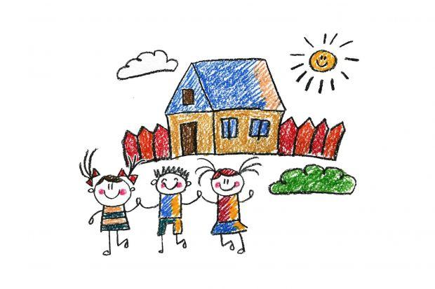 Strefa dla małych artystów i przyszłych architektów oraz konkurs na najładniejsze rysunki wymarzonego domu - na stoisku Dobrze Mieszkaj w trakcie Dni Otwartych 4 Design Days czeka wiele atrakcji dla najmłodszych!
